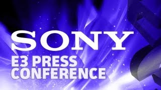 Sony E3 2012 Press Conference