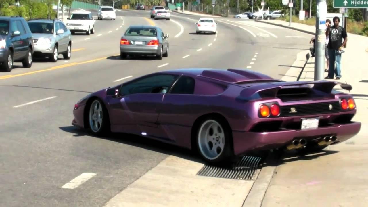 Lamborghini Diablo Se30 Jota At Supercar Sunday Youtube