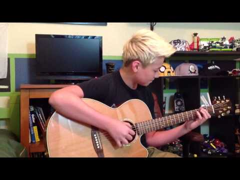 Amnesia - 5 Seconds of Summer (5SOS) - Fingerstyle Guitar Cover