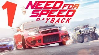 Need for Speed Payback I Capítulo 1 I Let's Play en Español I XboxOne I 1080p