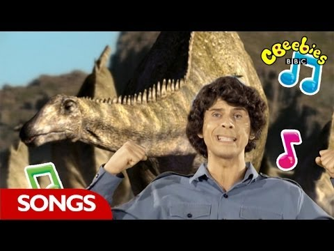Cbeebies: The Diplodocus Rap From Andy's Dinosaur Adventures video