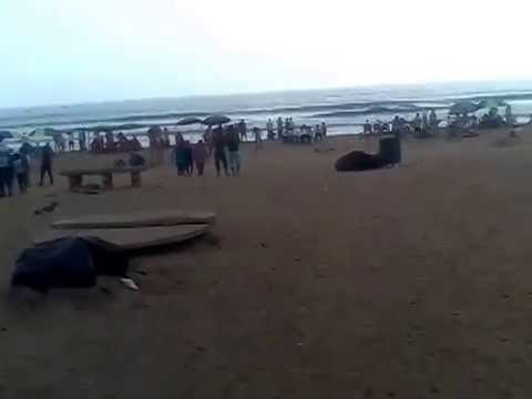 Puri Sea Beach, Odisha