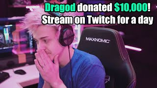 I Donated Mixer Streamers $$$ To See If They'd Come Back To Twitch... (Twitch Streamers & Ninja)