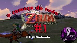 Novo video the legend of zelda:ocarina of time #1