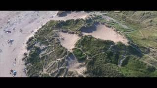 Croyde Bay in 4K - DJI Phantom 4 | FPV | 2016