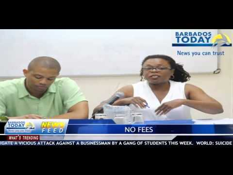 BARBADOS TODAY AFTERNOON UPDATE - MARCH 20, 2015