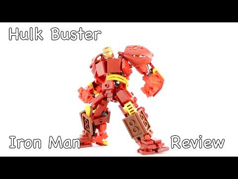 LEGO HulkBuster Review