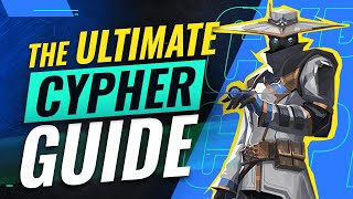 The ONLY Cypher Guide You'll EVER NEED In Valorant