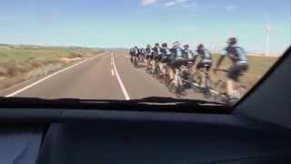Como adelantar a ciclistas con seguridad