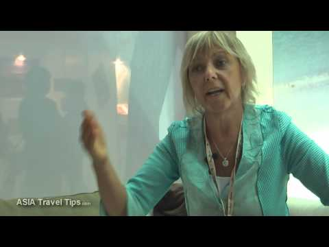 Abu Dhabi Tourism Authority Interview with Gillian Taylor - HD
