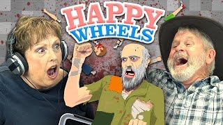 download lagu Happy Wheels Elders React: Gaming gratis