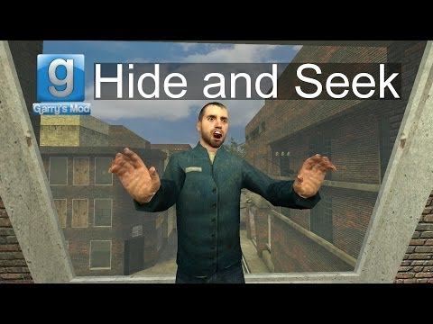 Dlive & Friends Play Garry's Mod Hide and Seek! TO JUMP OR NOT TO JUMP! (13)