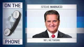 NFL Network's Steve Mariucci Talks Chiefs-Pats, Foles & More w/Rich Eisen | Full Interview | 1/14/19