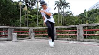 Taiwan【Flying Dream】 Henry   Melbourne shuffle