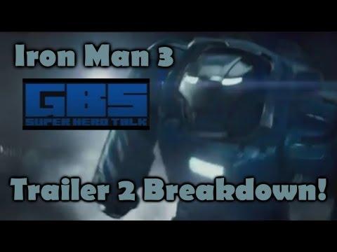 Iron Man 3 Trailer #2 Breakdown and Analysis
