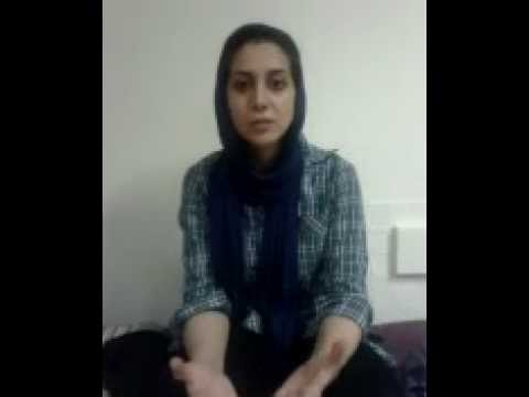 Iranian(kosar) Talks About Massage video