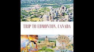 Road Trip to Edmonton | Things to do in Edmonton, Canada | Kids Activities