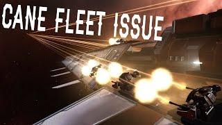 EvE: Solo Hurricane Fleet Issue, 720mm Power!