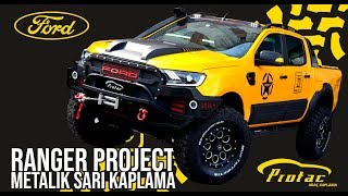 Download Lagu FORD RANGER l Metalik Sarı Kaplama Gratis STAFABAND