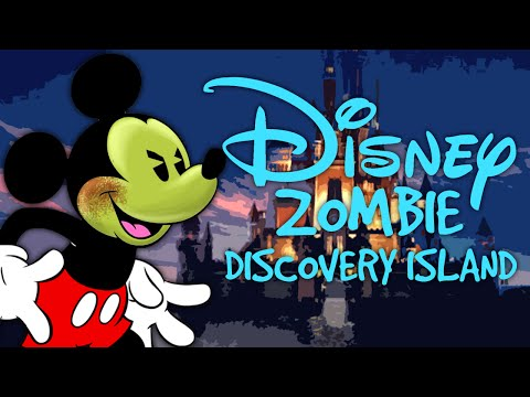 DISNEY ZOMBIES: DISCOVERY ISLAND ★ Call of Duty Zombies Mod (Zombie Games)