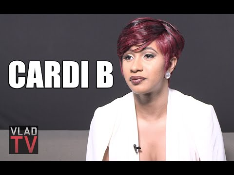 Cardi B: I Became a Stripper to Escape Domestic Violence