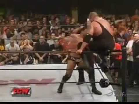 WWE ECW Batista vs Big Show