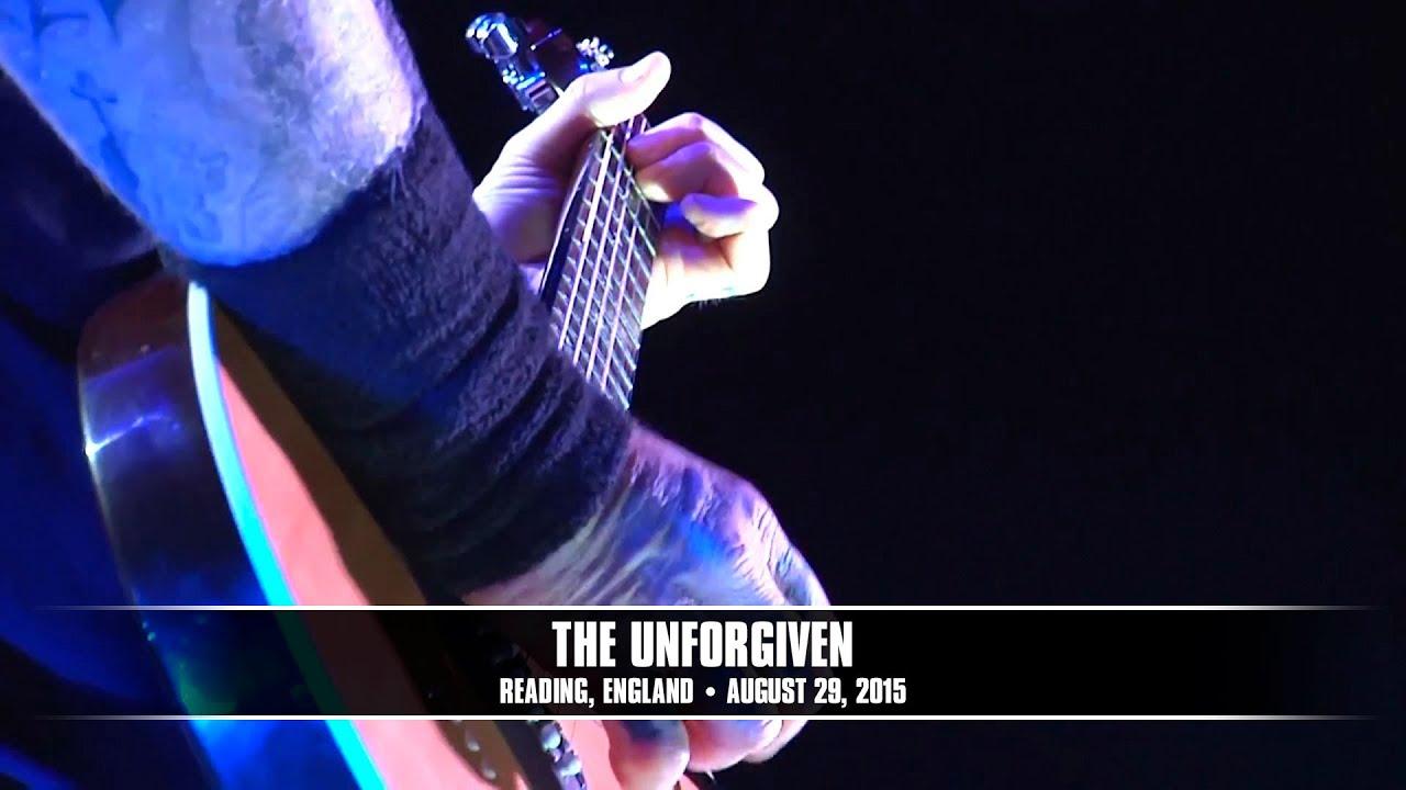 Metallica: The Unforgiven (MetOnTour - Reading, England - 2015)