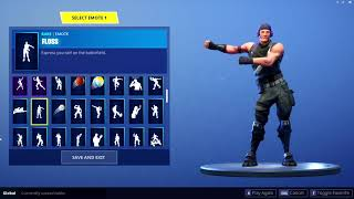 FORTNITE FLOSS DANCE EMOTE (1 HOUR)
