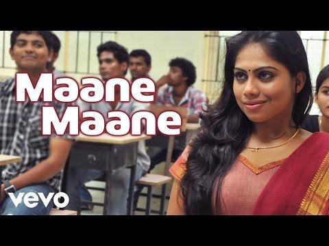 Uriyadi - Maane Maane Lyric | Vijay Kumar | Anthony Daasan