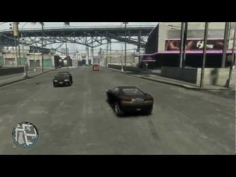 GTA 4 IV - Intel HD 4000 Gameplay