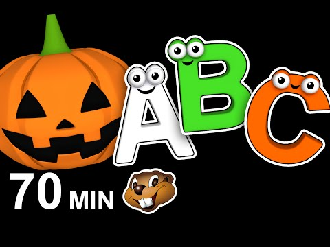 """""""Halloween ABCs"""" Plus More 