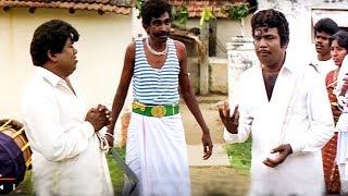 சிரித்து சிரித்து வயிறு புண்ணானால் நாங்கள் பொறுப்பல்ல | Tamil Comedy Scenes | Senthil & Goundamani