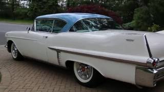 1957 Cadillac Series 62 For Sale~A/C~Pwr Windows~Beautiful Restoration!
