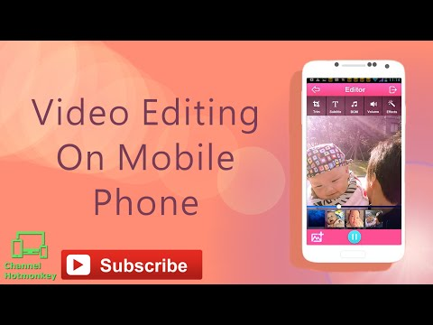 VIDEO SHOW Tutorial | How To Edit Videos On Your Mobile Phone