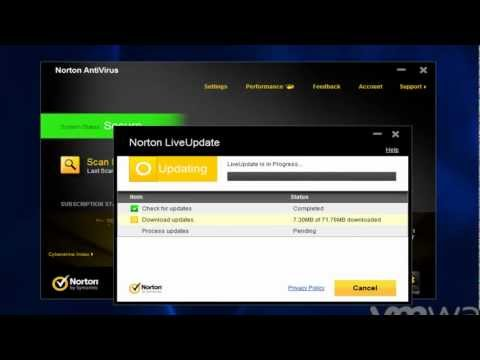 Norton Internet Security 2012 Trial install tutorial - Full review and prevention test