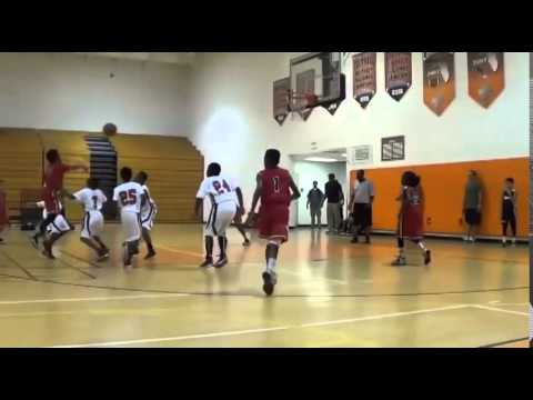 LeBron James Jr  Basketball Highlights