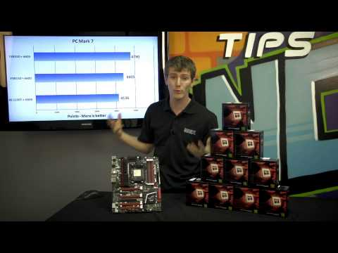AMD Piledriver FX-8350 CPU Processor Performance Overview NCIX Tech Tips