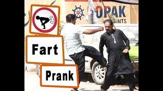 Funny Fart Prank | by Aamir Baba | Bach Ke Rehna Re