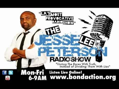 Jesse Lee Peterson Radio Show w/ Dr. Leonard Sax Part 2