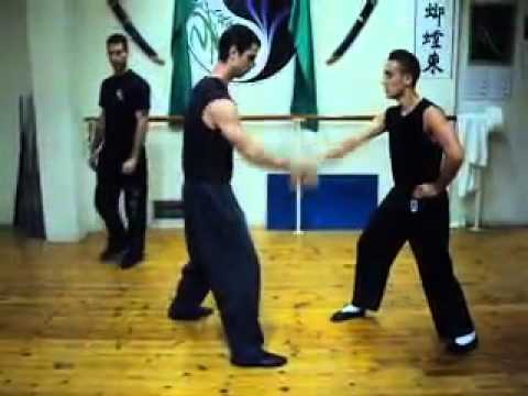 CHOW GAR MANTIS ITALIAN ACADEMY - Basic Conditioned