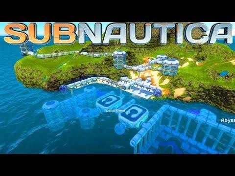 ПОДВОДНОЕ ПУТЕШЕСТВИЕ - #1 -  Subnautica - РОЗЫГРЫШ ТРЕХ ИГР