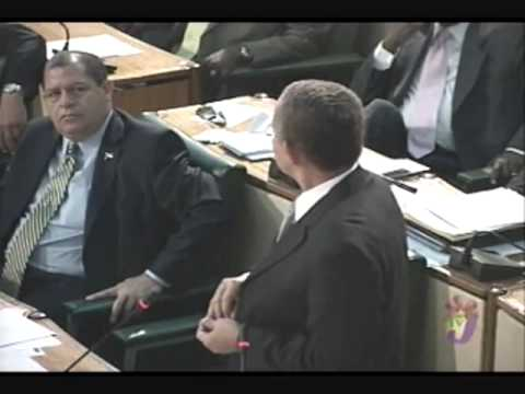 JAMAICAN PM Bruce Golding PROTECTING the MOST WANTED DAN CHRISTOPHER COKE AKA DUDUS!.