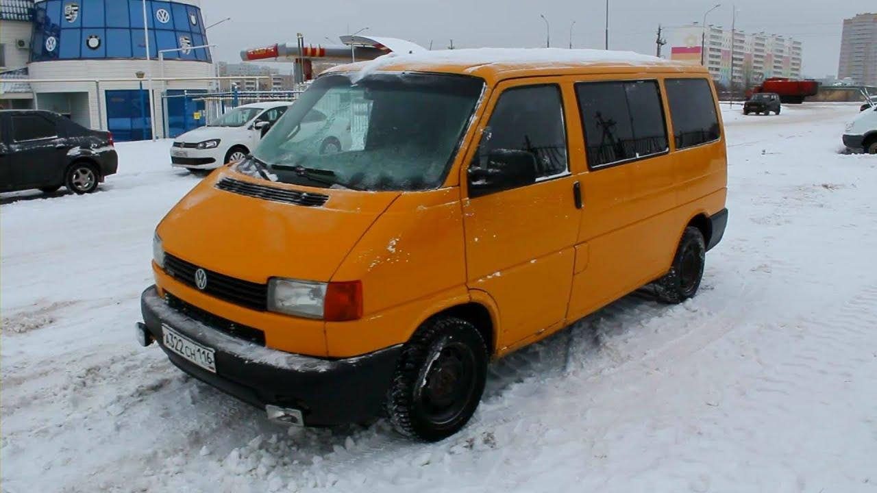 Фото volkswagen transporter t4