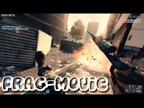 (Frag-Movie) Battlefield 4 Beta