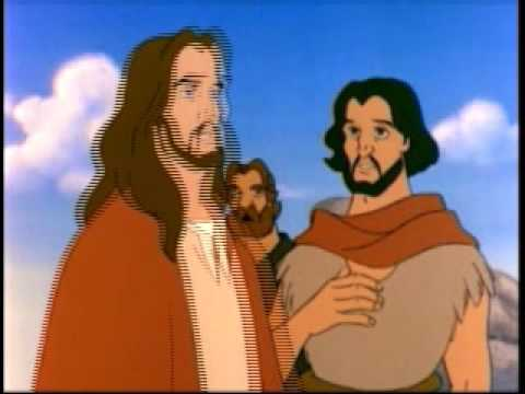 Animated Bible Story Of John The Baptist On Dvd video