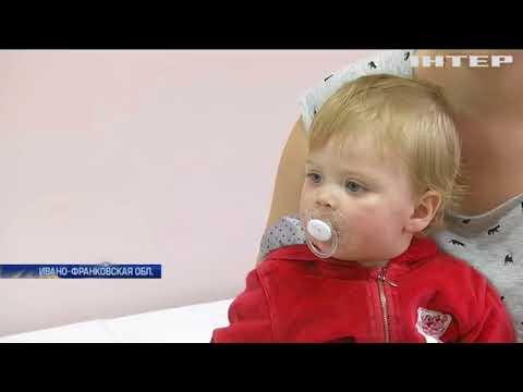 Корь в Украине: медики призывают вакцинировать детей