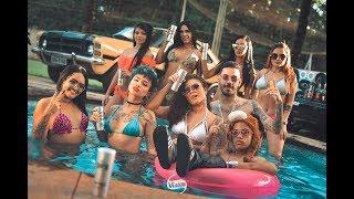 Festa das Delícias - Raufão feat. Dan Lellis (Official Video Clipe) Prod. Mortão VMG