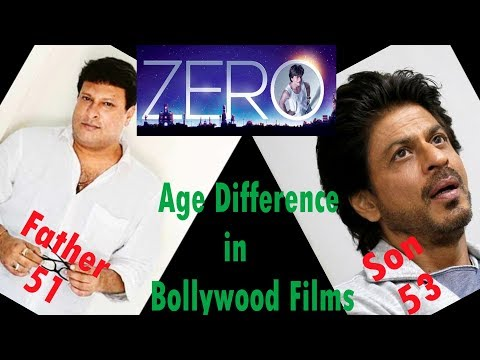 Age factor in Bollywood