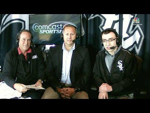 WSH@CWS: White Sox scouting director on Draft mindset