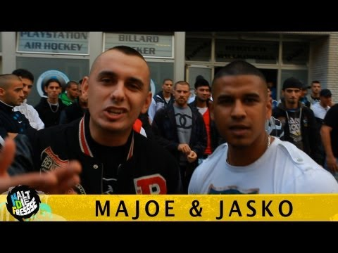HALT DIE FRESSE - 04 - NR. 168 - MAJOE & JASKO (OFFICIAL HD VERSION) Music Videos